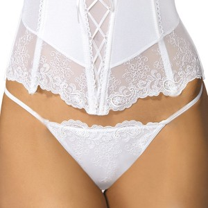 Mini string triangle Yvette White