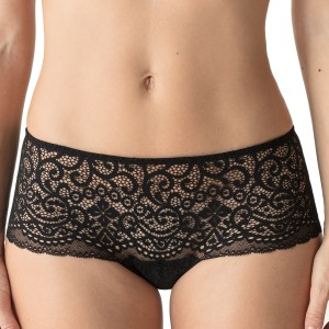Shorty en dentelle I do noir