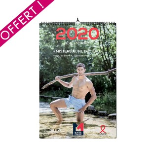 Calendrier 2020 Mister France