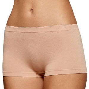 Shorty invisible Ethné beige