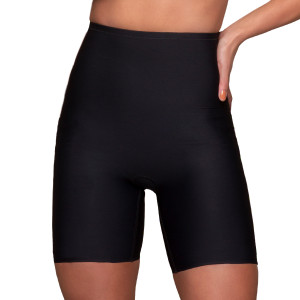Panty gainant taille haute gainage fort noir